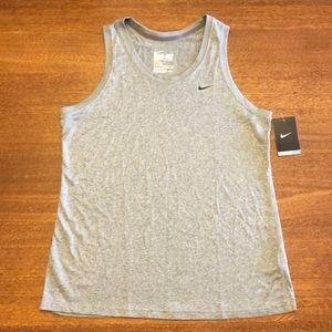 NWT NIKE Dri-Fit Sleeveless Shirt